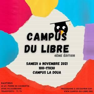 Couverture de [Festival] Campus du libre