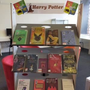 Couverture de Une sélection de livres autour d'Harry Potter