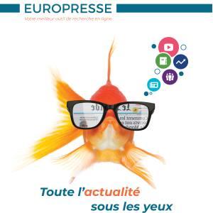 Couverture de Lisez vos revues préférées en ligne avec Europresse