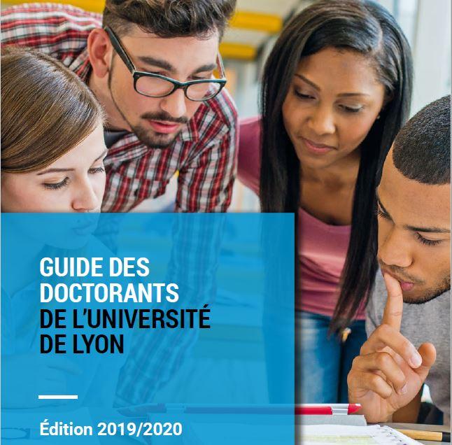 Couverture de Guide du doctorant de l'UDL